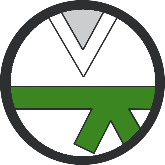 Leominster Martial Arts Green Belt icon