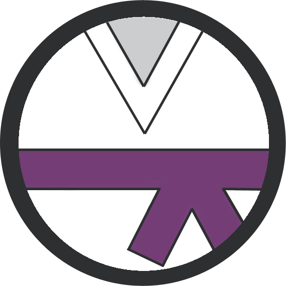 Leominster Martial Arts Purple Belt icon