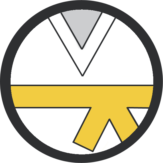 Leominster Martial Arts Yellow Belt icon