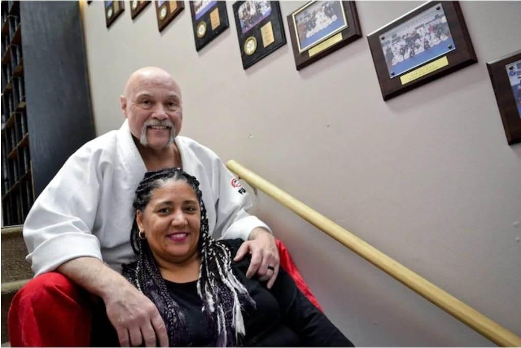 Leominster Martial Arts Rick LeClair and Felicia