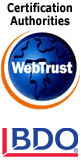 webtrust_certification authorities BDO SSL badge